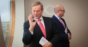"Government chief whip Paul Kehoe told the Irish Examiner he expected Taoiseach Enda Kenny to serve ""another five years and more"" if he returned as Taoiseach following the next general election.  Photograph: Gareth Chaney/Collins"