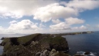 Scaling the heights of Donegal's Tory Island