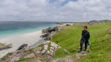 A walk for the weekend: Mannin Bay, Connemara