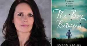 The Boy Between by Susan Stairs is published today by Hachette Books Ireland.