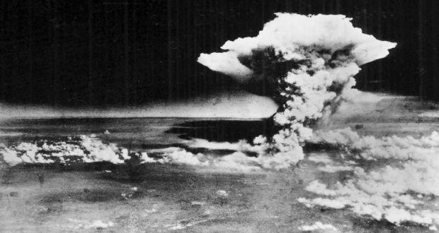 Eamonn McCann: Hiroshima was a crime against humanity