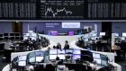 Germany's DAX Index: rose 1.6 per cent on Wednesday while Italy's benchmark FTSE MIB Index closed up 1.9 per cent, the most among major western-European markets. Photograph: Reuters/Stringer