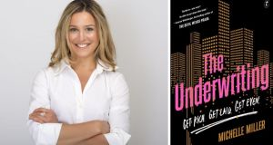Michelle Miller's new novel The Underwriting is about an online dating start-up.