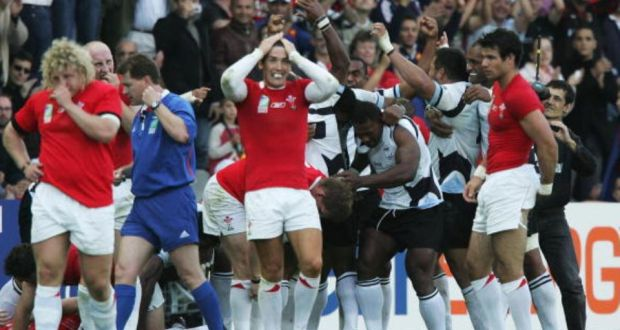 Rwc 41 Fiji Dump Wales Out After Nantes Thriller In 2007