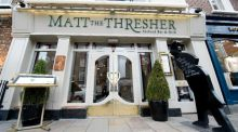Meal Ticket: Matt the Thresher, Dublin 2