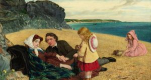 The Convalescent by William Gale, which was sold at auction in London for about €52,000