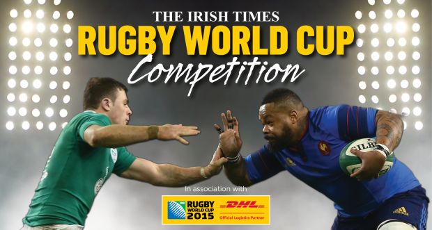 Rugby World Cup Giveaway