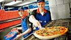 Domino's Pizza: results out on Monday
