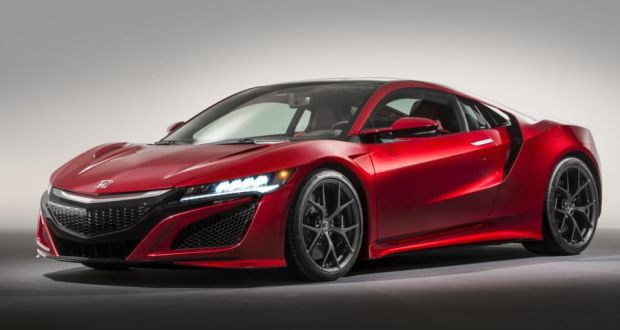 Hondau0027s New NSX: Rumours Have Flooded The Internet Over The Idea Of A New  Small