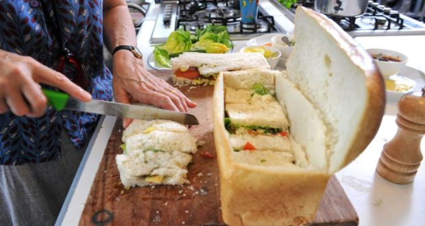 Myrtles Chest Of Sandwiches Photograph Daragh Mc Sweeney Provision