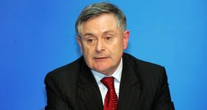 Minister for Public Expenditure and Reform Brendan Howlin: officials from his department reached a compromise with trade union representatives on May 30th which could see some public servants receive a €2,000 pay increase. Photograph: Eric Luke