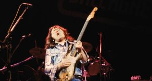 Rory Gallagher:  20th anniversary of his death.  Photograph: Fin Costello/Redferns