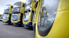 Dublin Bus adds 90 double-deckers with new features to fleet