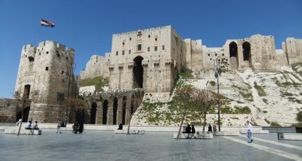 Travel Writer Syria Most Of This Is A War Zone Now The Medieval