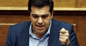 Greek prime minister Alexis Tsipras: Has repeatedly stressed his reluctance to accept three more years of harsh austerity. Photograph: Yiannis Kourtoglou/Reuters
