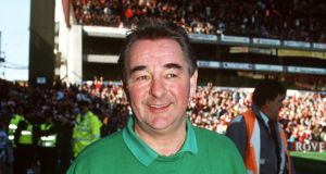 Fionn Bracken from Douglas in Cork got great  Leaving Certificate results but admitted his first career choice would be to emulate his hero, soccer manager  Brian Clough (above, during his tenure with Nottingham Forest). File photograph:  Bob Thomas/Getty Images