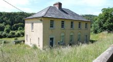 The former Garda station in Inistioge, Co Kilkenny, sold for €132,000 at an auction in Kilkenny