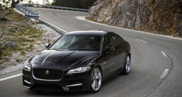 road test: new xf a truly talented jaguar