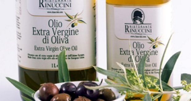 Food file the weekly food news round up olive oil from ristorante rinuccini forumfinder Choice Image