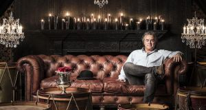 Tim Oulton, founder and creative director of the British furniture and interiors company that is looking for a Global Dinner Party Critic