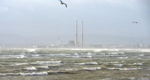 Households received leaflets informing them of the plans to dump waste in Dublin Bay after concerns the move may go all but unnoticed. File photograph: Alan Betson/The Irish Times