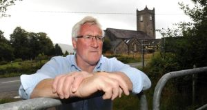 "Pat Spillane near his home in Kenmare, Co Kerry. ""I think rural Ireland is now on the political agenda, for the first time possibly ever."" Photograph: Don MacMonagle"