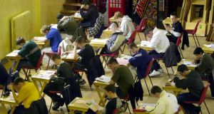 New figures  show there is a drop of 2 per cent in the number of mature applicants (those over 23) through the CAO. Photograph: Eric Luke/The Irish Times