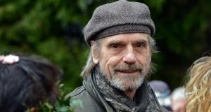 Film, to be broadcast on September 1st, is narrated by Oscar-winning actor Jeremy Irons. Photograph: Eric Luke