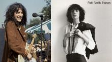 Inspiring then, inspiring still: a hymn of praise to Patti Smith