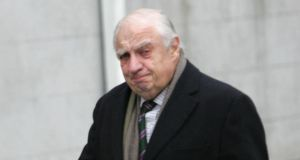 Peter Sutherland: There was no room for ambiguity, or indifference among Christians to the phenomenon of migration. Photograph: The Irish Times