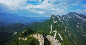 The Great Wall of China was number four. Photograph: Mark Read/Lonely Planet