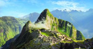 Machu Picchu in Peru was number three. Photograph: Philip Lee Harvey/Lonely Planet