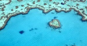 The Great Barrier Reef in Australia came in at number two. Photograph: Matt Munro/Lonely Planet