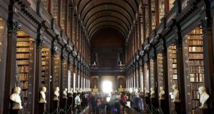 The Book of Kells is just one of the reasons why Trinity College was included on the Lonely Planet list.