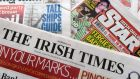 A total of €80.9 million was spent on print and online advertising in NewsBrands Ireland titles in the first half of this year. Photograph: Alan Betson