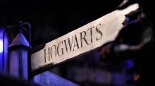 Travel writer, London: The penny jar was raided for a trip to Hogwarts