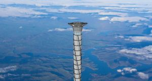 Thoth Technology Inc has been granted both US and UK patents for a space elevator designed to take astronauts up into the stratosphere