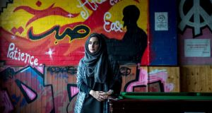 "Zahra Qadir of the Active Change Foundation, an organisation working on deradicalisation and prevention. ""Nowadays girls want Muslims who are practising,"" she said. ""It's a new thing over the last couple of years."" Photograph: Andrew Testa/The New York Times"