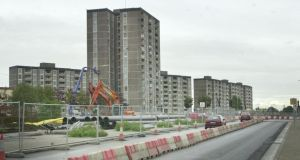 The Old Towers of Ballymun. Photograph: Alan Betson, Irish Times