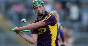 "Conor McDonald: ""It's a different Wexford side, it's a different Antrim side, it's another game. I suppose, from the personal side of things, you think 'we have to put it right'."" Photograph: Ryan Byrne/Inpho"