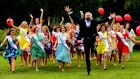 Dáithí Ó Sé at the launch of this year's Rose of Tralee festival. Photograph: Cyril Byrne/The Irish Times