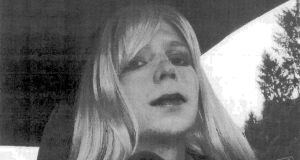 Chelsea Manning, the US soldier convicted of giving classified state documents to WikiLeaks, is serving 35 years in military prison. File photograph: US Army/Reuters