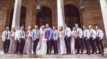 Our wedding story: From Sandymount Green to Santander Bay