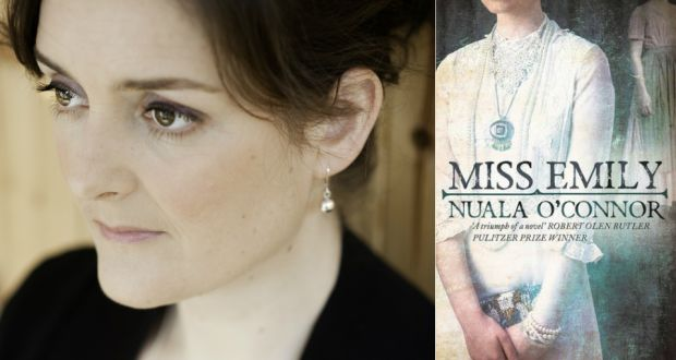 On writing Miss Emily by Nuala O'Connor