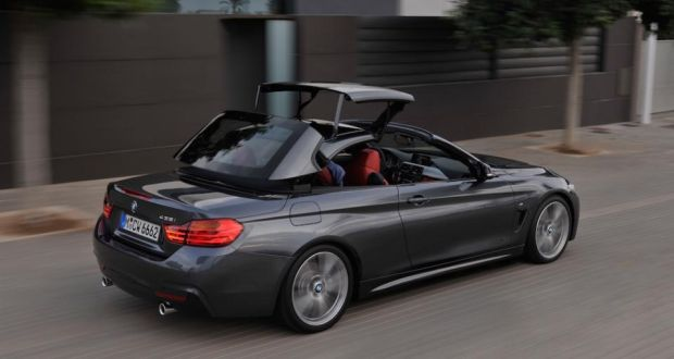 New Direction BMWs Next Generation Of Its 4 Series Convertible Is Expected To Return