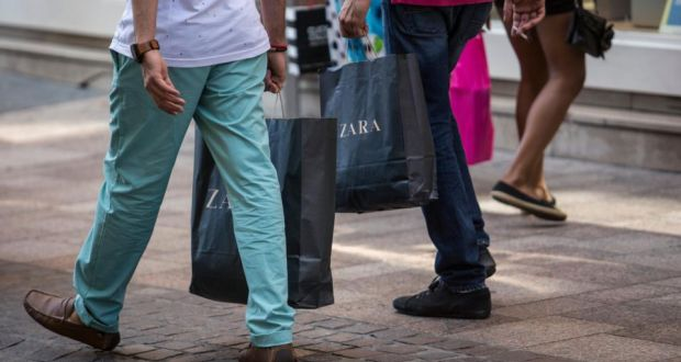 59d30b90 Inditex owns Zara and Stradivarius, among other store brands operating in  Ireland. Photograph: