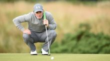 Ireland's Paul Dunne is through to the quarter-finas at the US Amateur Championships at Olympia Fields in Chicago. Photograph: Stuart Franklin/Getty Images