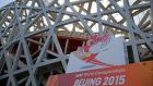 The IAAF World Championships begin in Beijing on Saturday with the issue of doping still plaguing athletics. Photograph: EPA