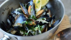Normally an extensive monitoring system catches  toxins before contaminated shellfish enter the supply chain, but on this occasion the fresh mussels made it to multiple retailers. File photograph: Dara Mac Donaill/The Irish Times