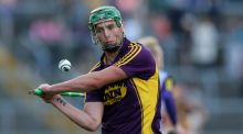 Wexford's Conor McDonald along with another senior panel player  Liam Ryan were All Star nominees last year. Photograph:  Ryan Byrne/Inpho